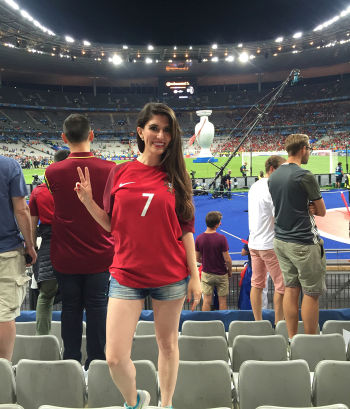 euro2016 final portugal supporter